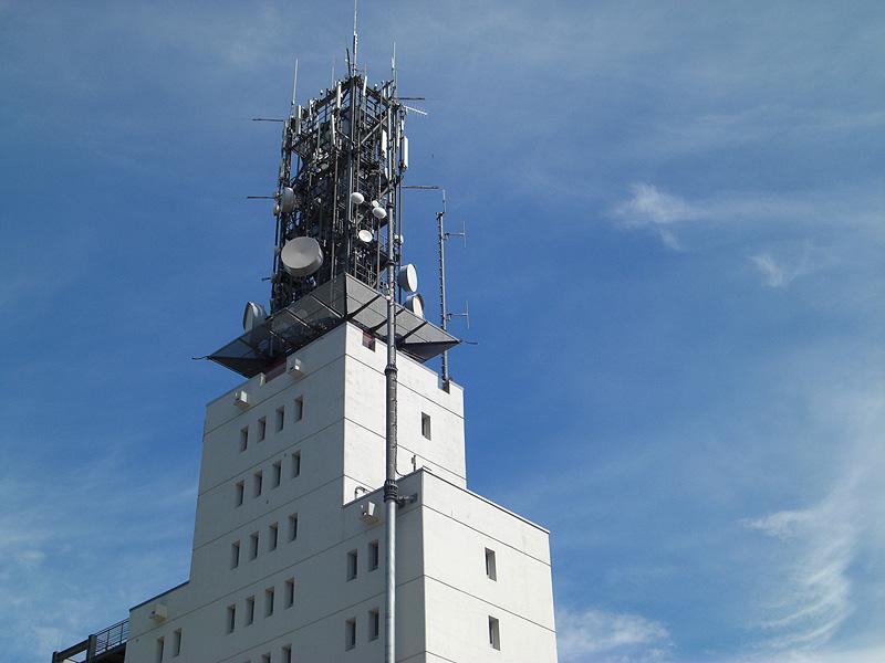Aussichtsplattform auf 35 Meter