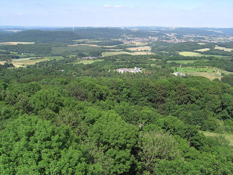 Grünes Saarland