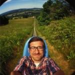 Fischauge, Selfie