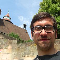 Kaiserburg-Nürnberg