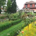 Tiergehege, Garten