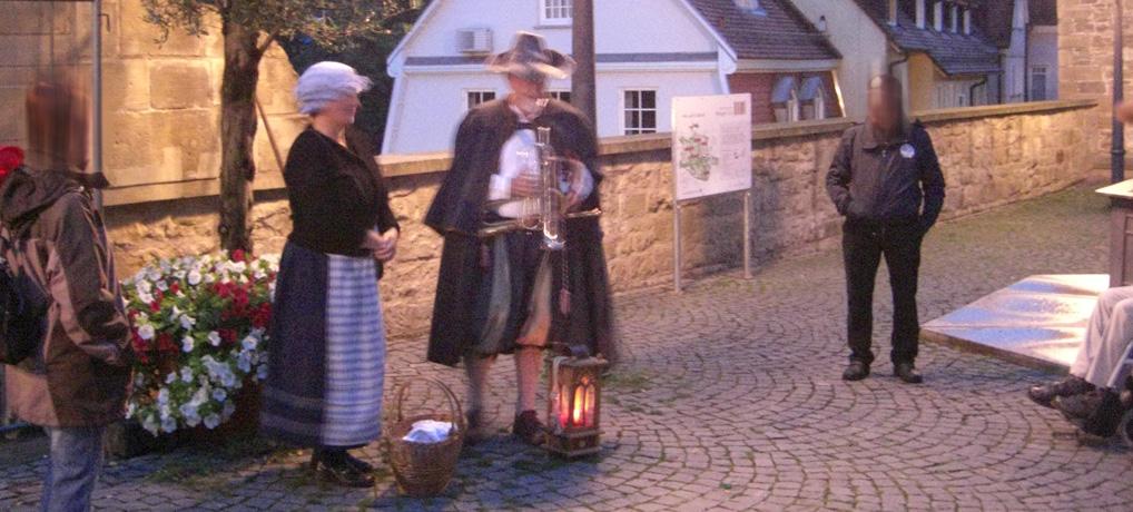 Baden-Württemberg_Öhringen_Nachtwächterführung-Öhringen