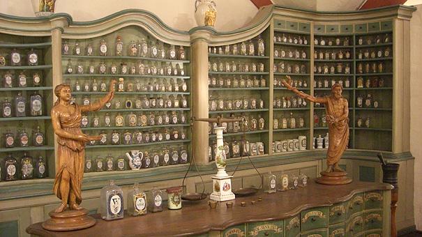 Deutsches-Apotheken-Museum_Oldschool