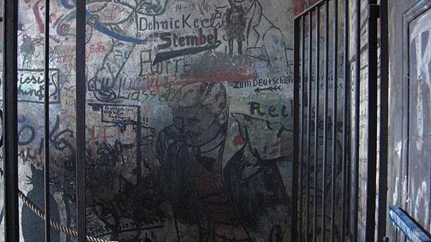 Studentenkarzer-Heidelberg_Graffiti
