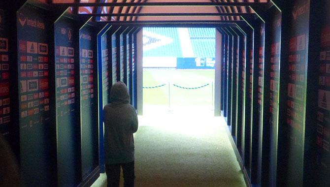 HSV_Stadionführung_Spielertunnel