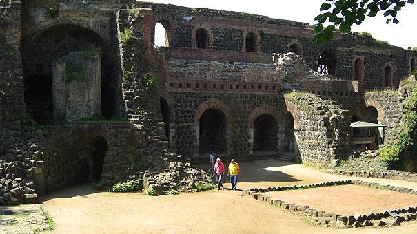 Kaiserpfalz-Kaiserswerth_Ruine