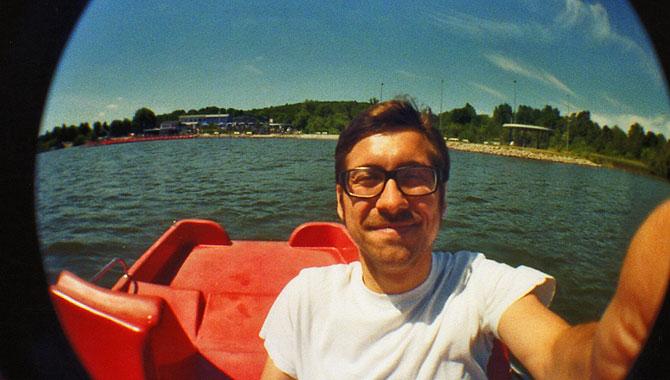 Bostalsee_Selfie