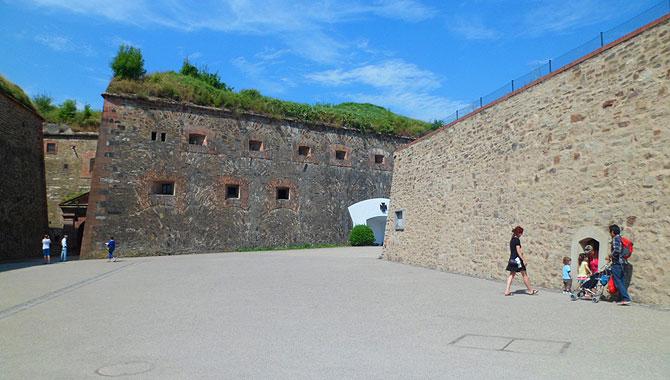 Festung-Ehrenbreitstein_Innenhof