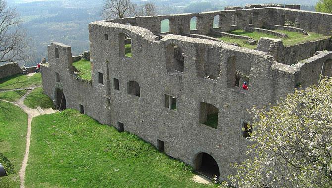 Festung-Hohentwiel_Ruine