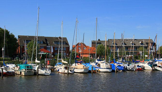 Harlesiel_Harlesieler-Hafen
