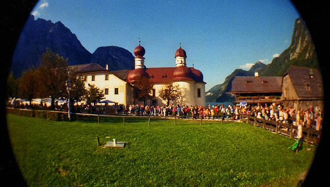 Königssee_St-Bartholomä_Warteschlange