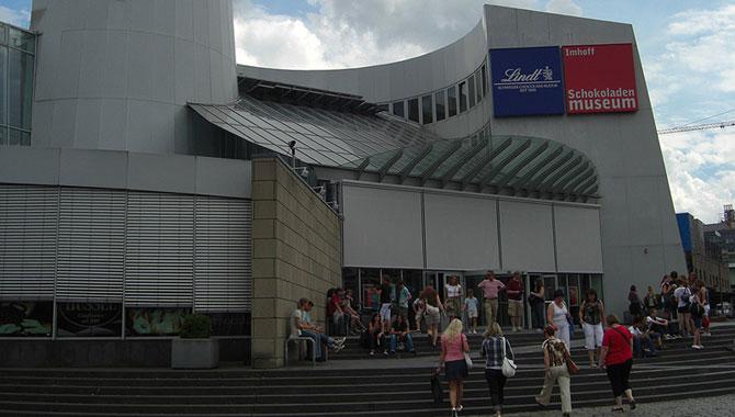 Schokoladenmuseum-Köln_Eingang