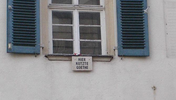 Tübingen_Hier-kotzte-Goethe