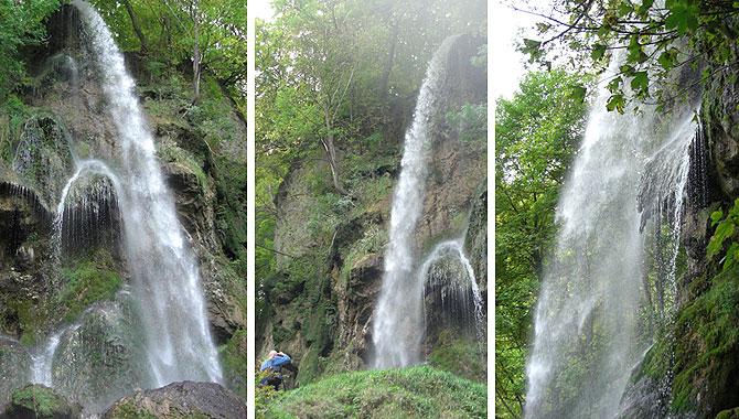 Bad-Uracher-Wasserfall_Wasserfälle