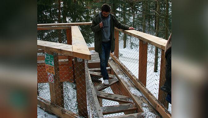 Baumwipfelpfad-Neuschönau_Erlebnisstation