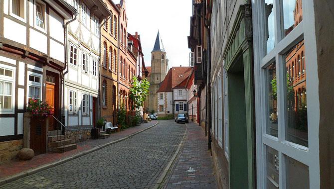 Hildesheim_Gassen