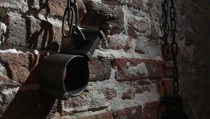 Lochgefängnisse-Nürnberg_Folterinstrument