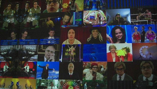 Museum-für-Film-und-Fernsehen_TV-Wand