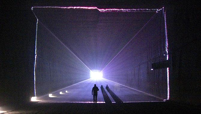 Salzbergwerk-Bad-Friedrichshall_Lasershow