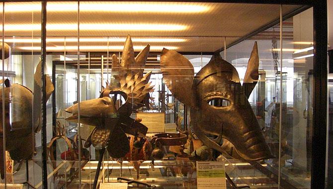 Mittelalterliches-Kriminalmuseum_Strafmasken