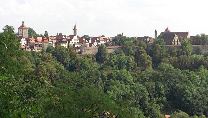 Rothenburg-ob-der-Tauber_Panorama