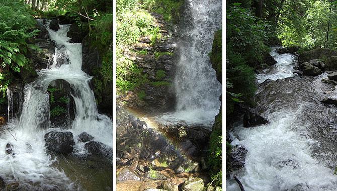 Todtnauer-Wasserfall_Wasserlauf