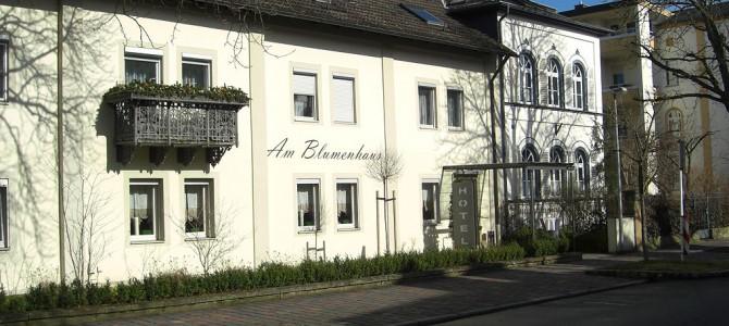 Hotel am Blumenhaus Bamberg