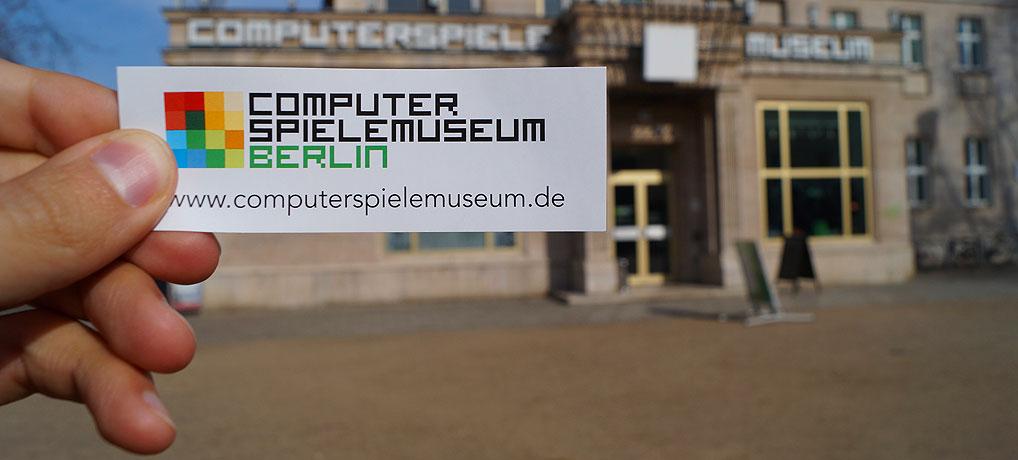Computerspielemuseum Berlin