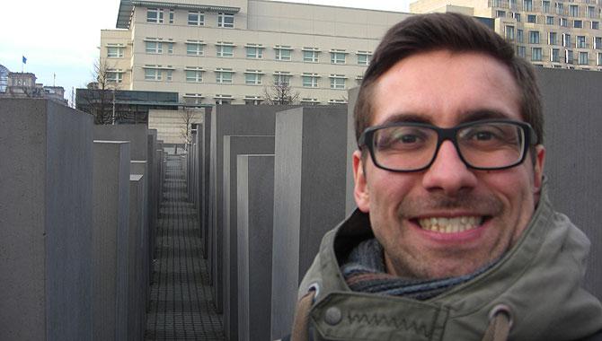 Holocaust-Mahnmal-Berlin