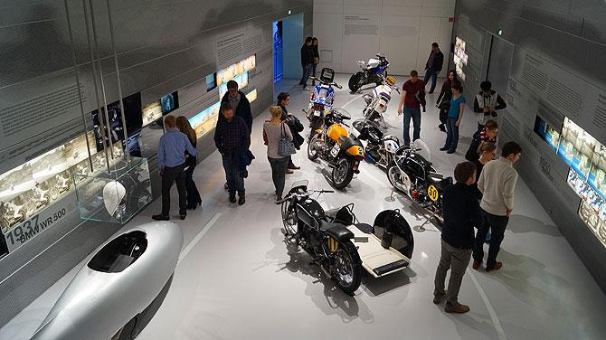 BMW-Museum-München_Ausstellung