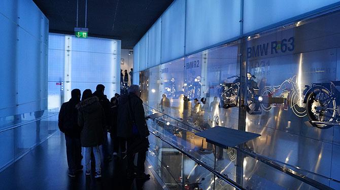 BMW-Museum-München_Motorräder