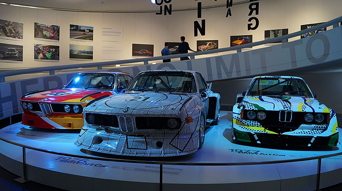 BMW-Museum-München_Style-Cars