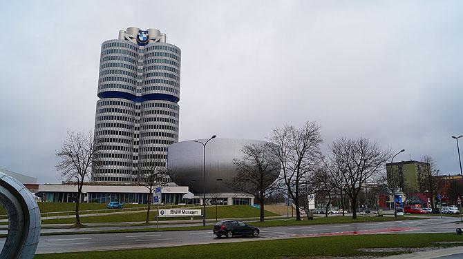 BMW-Museum-München_aussen