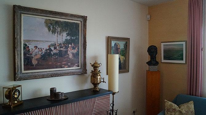 Stäffelestour-Stuttgart_Theodor-Heuss-Haus_Wohnzimmer