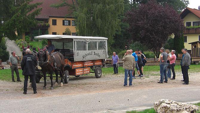Aischgründer-Bierstraße-Kutsche