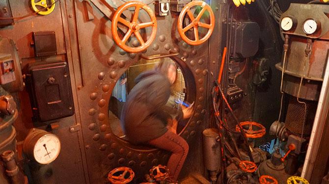 Bavaria-Filmstadt-München-U-Boot