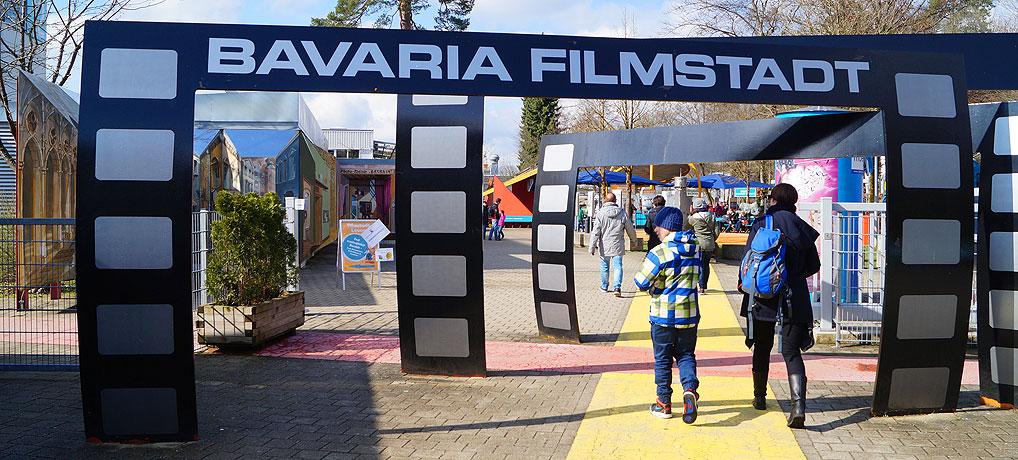 Bavaria Filmstadt München
