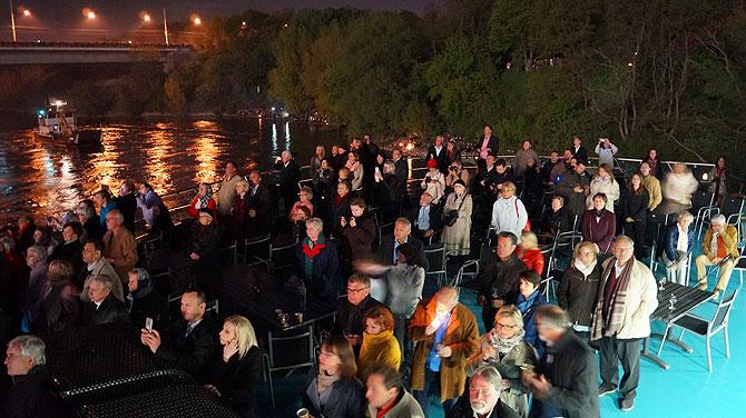 Rhein-in-Flammen-Zuschauer