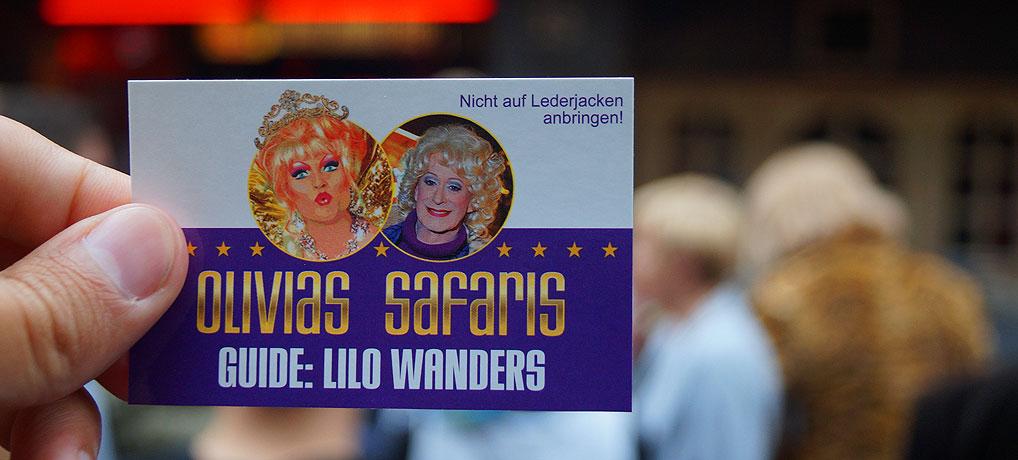 Hamburger Kieztour mit Lilo Wanders
