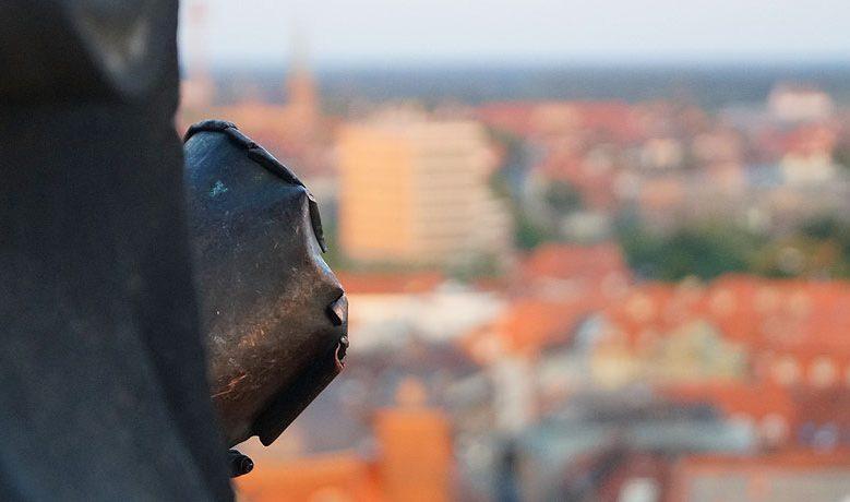 Die Türmerin von Münster