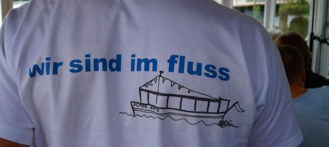 Donauschifffahrt Ulmer Spatz