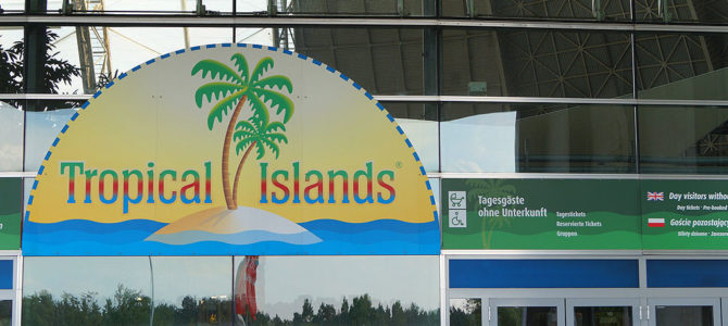 Tropical Islands in Brand