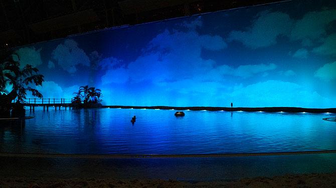 Tropical-Islands-Nachtbaden