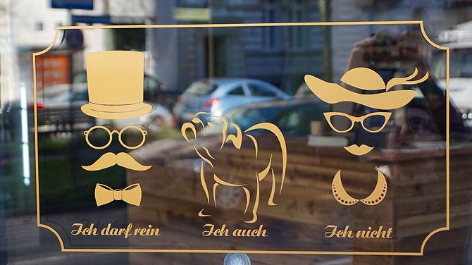 Frankenberger-Barber-Social-Club-Aachen-Türschild