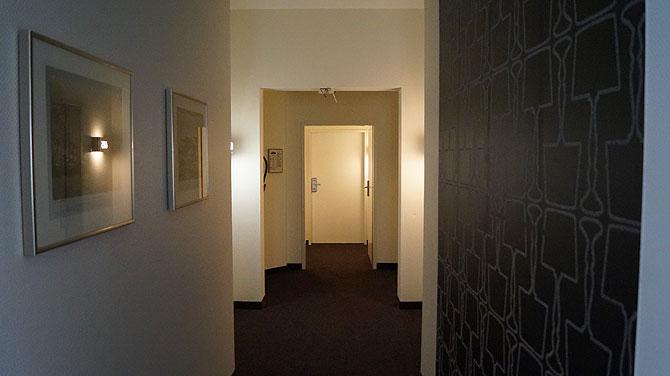 Hotel-Künstlerhaus-Norderney-Flur