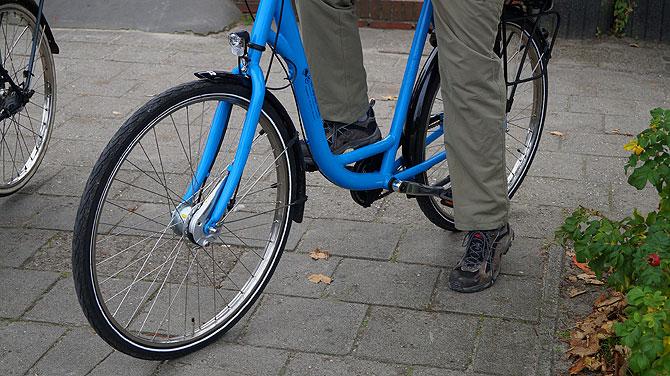 Langeoog-Fahrrad