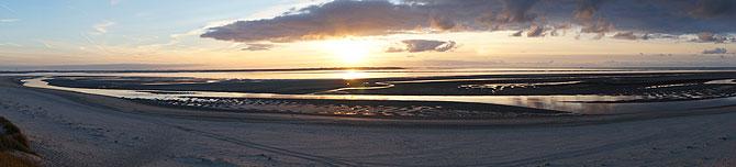 Langeoog-Flinthörn-Panorama