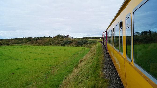 Langeoog-Inselbahn