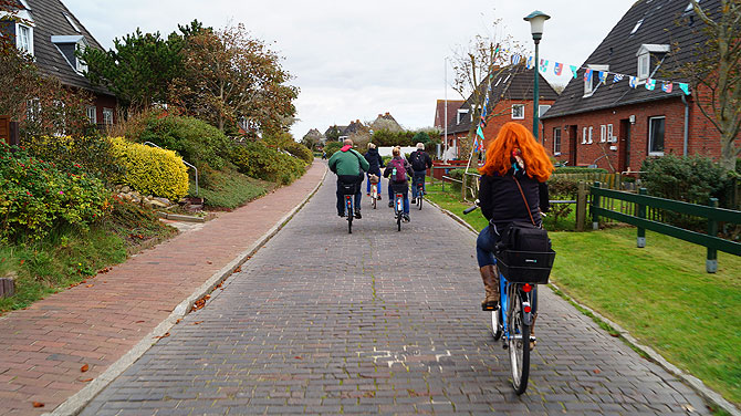 Langeoog-Radtour