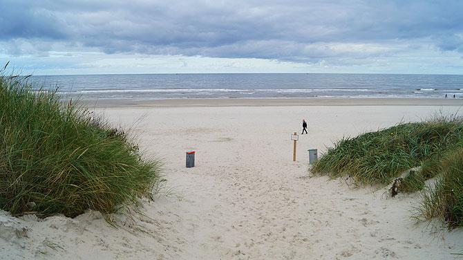 Langeoog-Strand